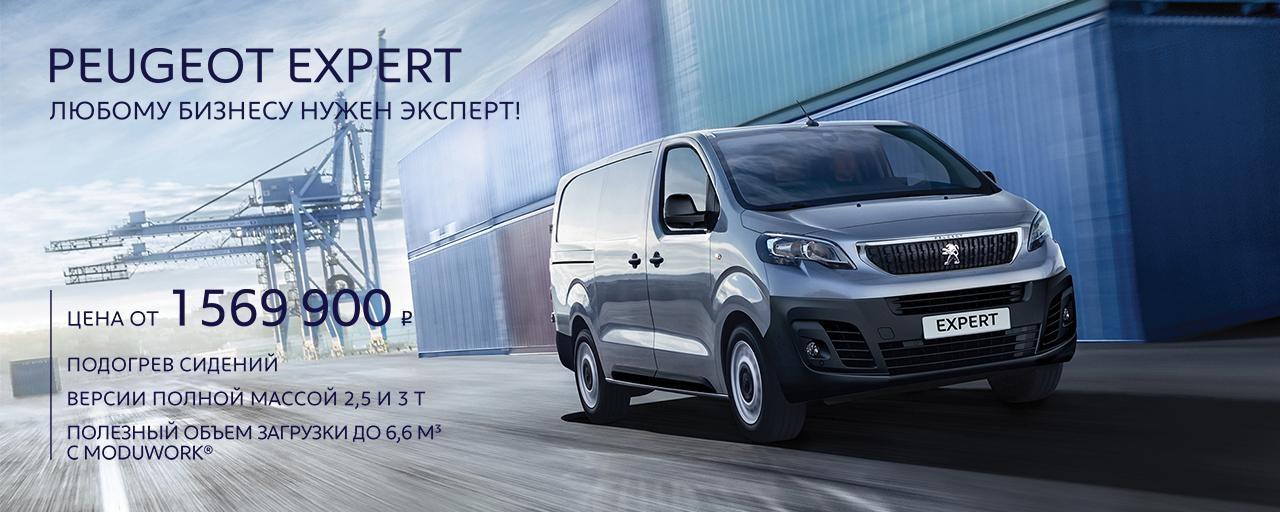 Expert Peugeot